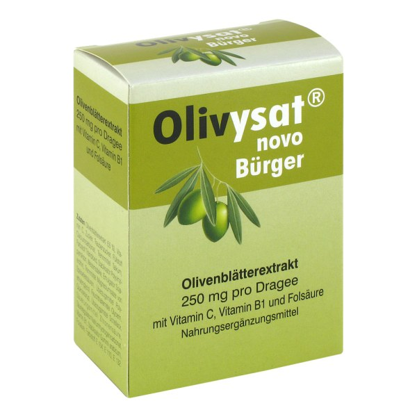 Olivysat novo Bürger Dragees