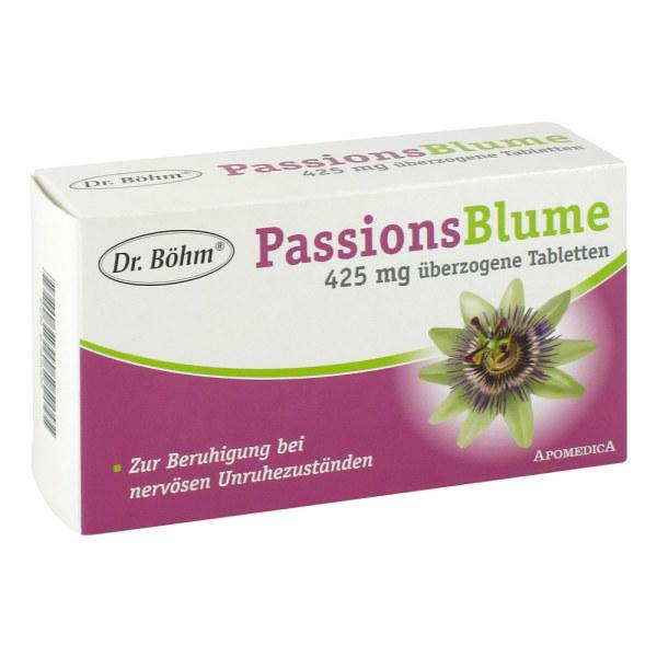 Böhm Passionsblume 425mg