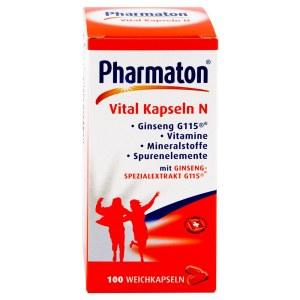 Pharmaton Vital Kapseln N