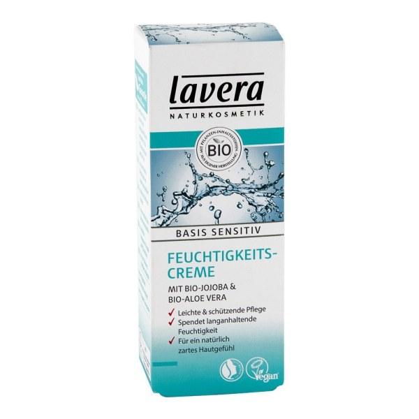 Lavera basis sensitiv Feuchtigkeitscreme dt