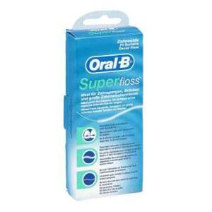 Oral B Zahnseide Superfloss (1 stk)
