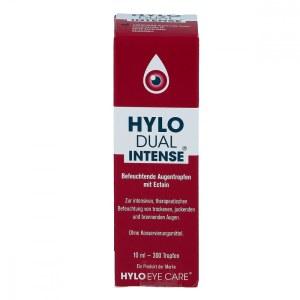Hylo Dual intense Augentropfen (10 ml)