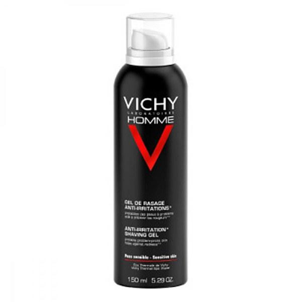 Vichy Homme Rasiergel Anti-hautirritationen (150 ml)