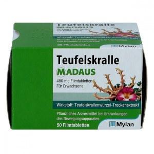 Teufelskralle Madaus Filmtabletten (50 stk)