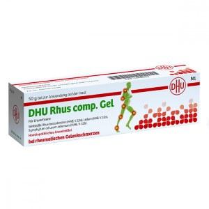 Dhu Rhus compositus Gel (50 g)