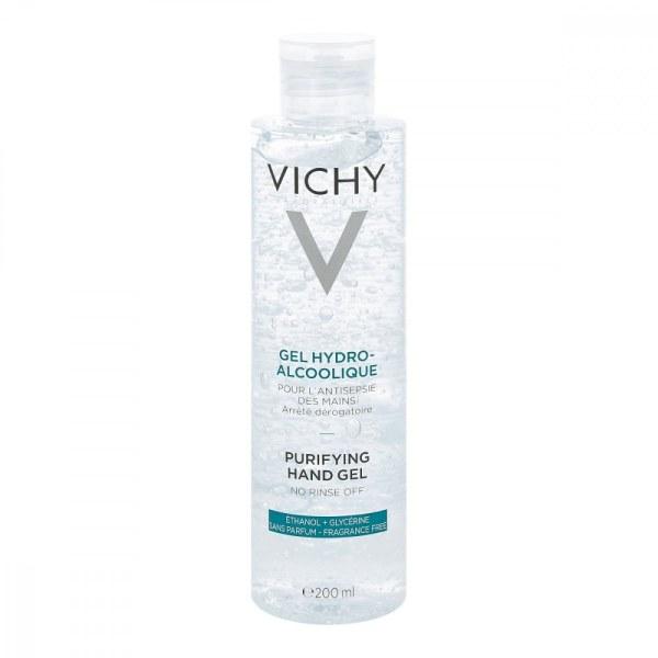 法国Vichy薇姿免水洗手部抗菌凝胶