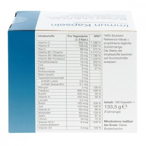 德国APO增强免疫力胶囊 (180 stk)