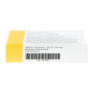 德国APO维生素C加锌片 (60 stk)