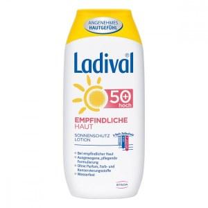 Ladival empfindliche Haut Lotion Lsf 50+ (200 ml)