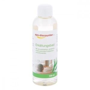 德国APO感冒用桉树油和柠檬油沐浴添加剂 (100 ml)