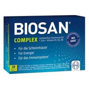 Biosan Complex Kapseln (28 stk)