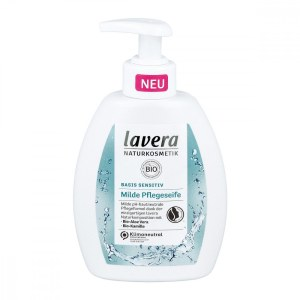 Lavera basis sensitiv Pfl.s.mild Bio Aloe+kamille (250 ml)