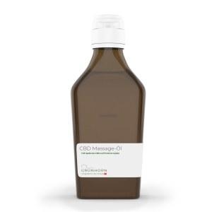 瑞士Grünhorn CBD 按摩油(250 ml)