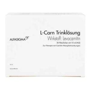L-CARN Trinklösung (30X10 ml)