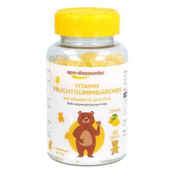 小熊维生素 C 软糖(60 粒)