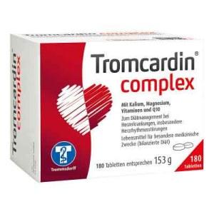 Tromcardin complex Tabletten (180 stk)