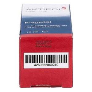 德国Aktipol 指甲油 (10 ml)