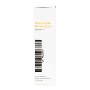 德国APO等渗压海水鼻部喷剂 (20 ml)