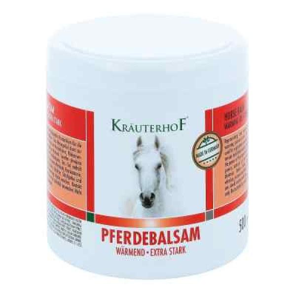 Pferdebalsam wärmend Kräuterhof (500 ml)