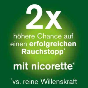 Nicorette Mint Spray 1 mg/Sprühstoss (2 stk)