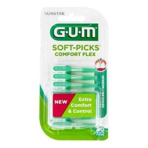 Gum Soft-picks Comfort Flex regular (40 stk)