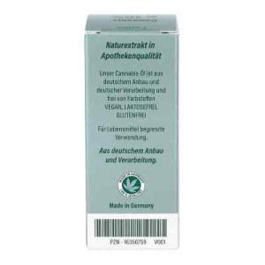Cannabis-öl 10% Canea Premium (10 ml)