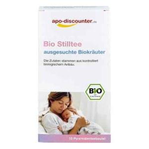 Bio Stilltee Filterbeutel (15X1.5 g)