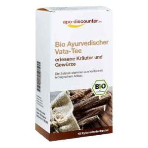 Bio Ayurvedischer Vata-tee Filterbeutel (15X1.5 g)