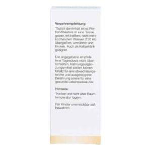 Heisse Zitrone Pulver Beutel (10X5 g)