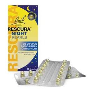 Bachblüten Original Rescura Night Pearls (28 stk)
