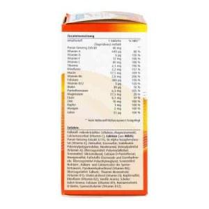 Pharmaton Vitality Filmtabletten (100 stk)