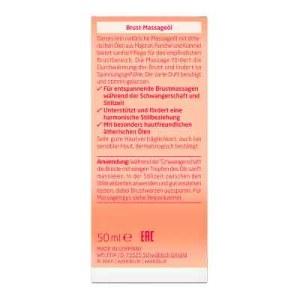 Weleda Brust-Massageöl (50 ml)