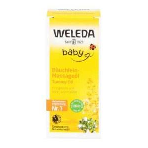 Weleda Baby Bäuchlein-massageöl (50 ml)