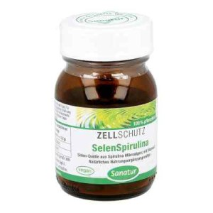 Selenspirulina Tabletten (100 stk)