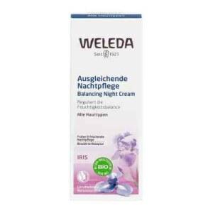 Weleda Iris ausgleichende Nachtpflege (30 ml)