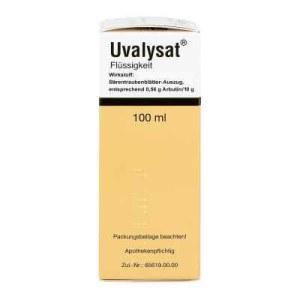Uvalysat Flüssigkeit zum Einnehmen (100 ml)