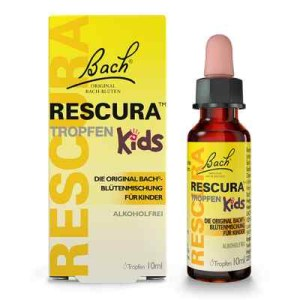 Bachblüten Original Rescura Kids Tro.alkoholfrei (10 ml)