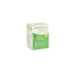 One Touch Delica Plus Nadellanzetten (100 stk)