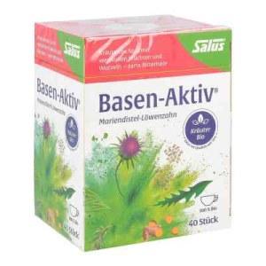 Basen Aktiv Tee Nummer 2 Mariend.-löwenzahn Bio Salus (40 stk)