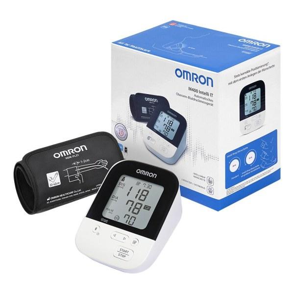 Omron M400 Intelli It Oberarm Blutdruckmessgerät (1 stk)