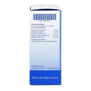 Strophanthus-Komplex-Hanosan Tropfen (100 ml)
