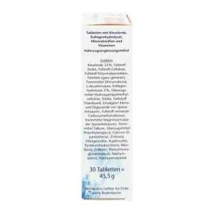 Doppelherz Kieselerde+kollagen Tabletten (30 stk)