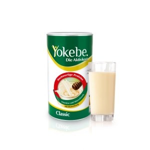 Yokebe Classic Nf Pulver (500 g)