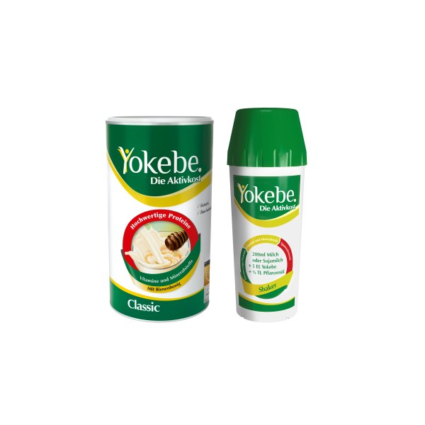 YOKEBE Classic NF 500g StarterPack AT/DE