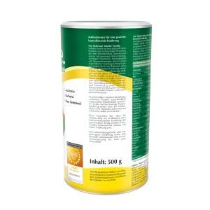 德国Yokebe 天然健康有效活性减肥代餐无乳糖香草味蛋白粉 (500 g)