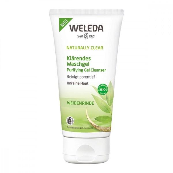 Weleda Naturally Clear Klärendes Waschgel (100 ml)